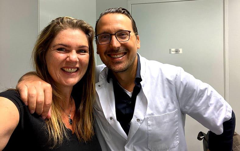 halslift ervaring, halslift ervaringen, resculpt clinic, halslift zonder operatie, Dr Kadouch